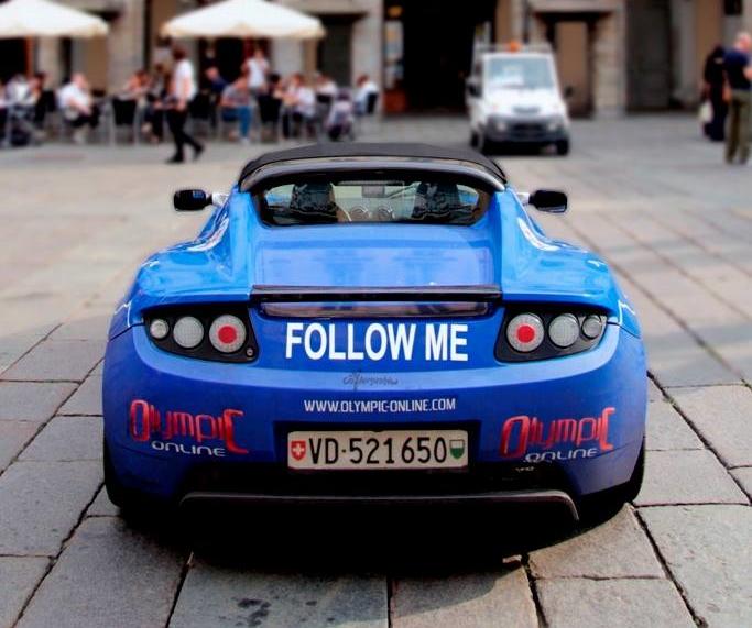Львовские власти подключились к организации проведения электромобиль - марафона