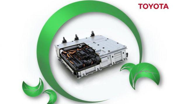 Toyota работает над увеличением числа восстановленных батарей