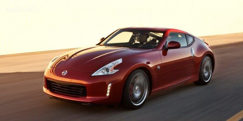У нового Nissan Z - новый двигатель