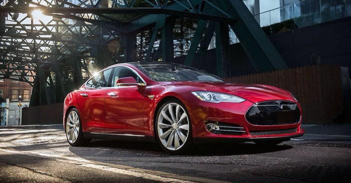 Электрокар Tesla Model S – передовые технологии и стильный дизайн