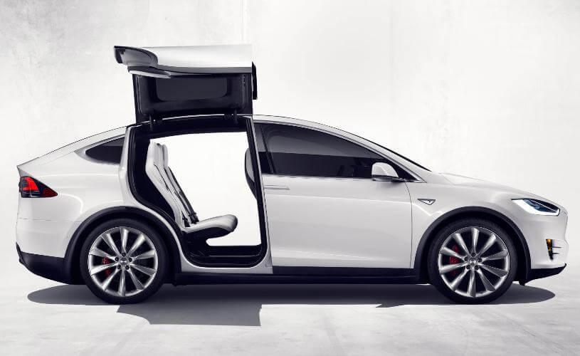 Tesla Model X 2
